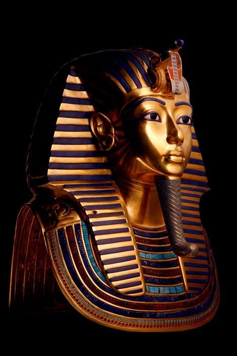 Tutankhamuns guldmask